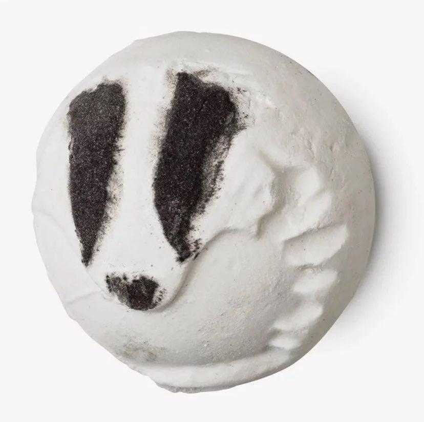 5 Rare Lush UK May Day Badger Bath Bombs