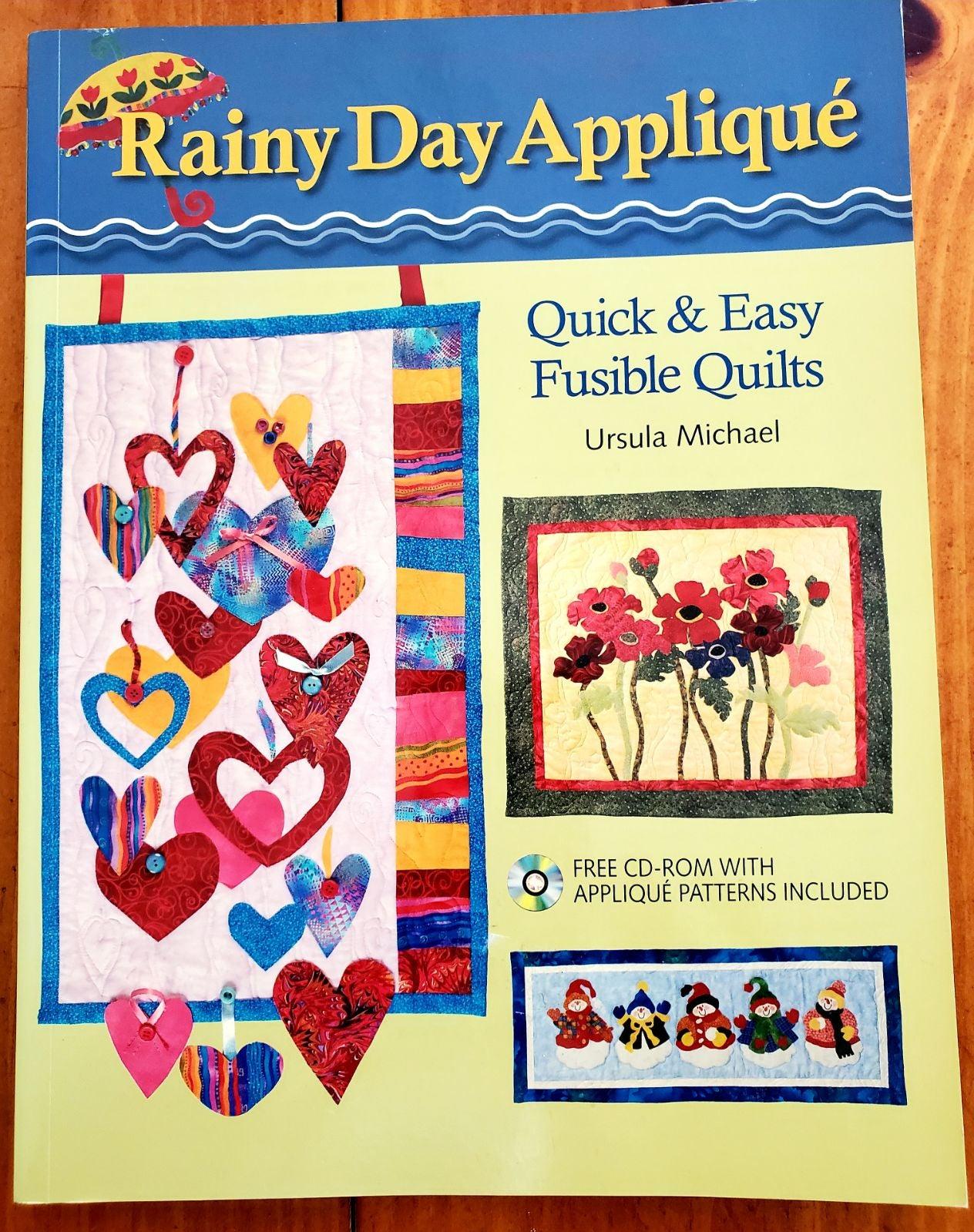 RainyDay Applique QuickEasy FusibleQuilt