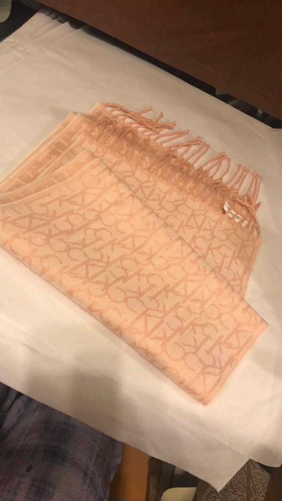 Calvin Klein scarf
