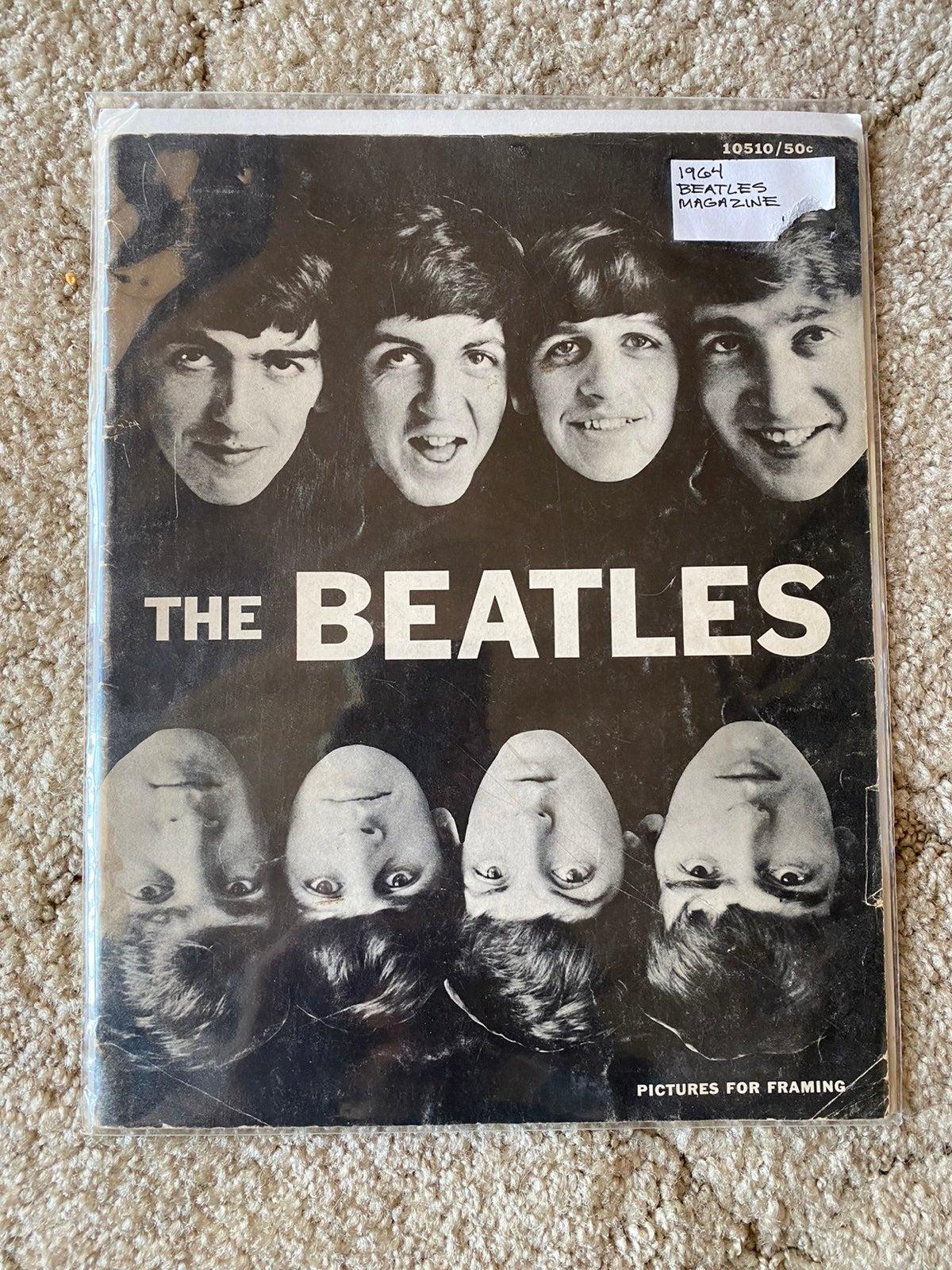 1964 Beatles Magazine