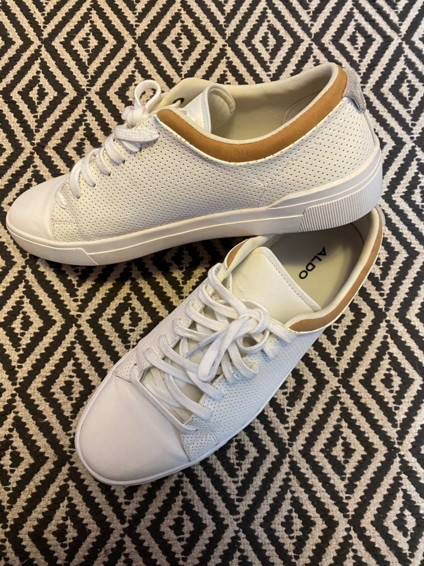 Aldo Godia Casual Sneakers Mens 10 1/2
