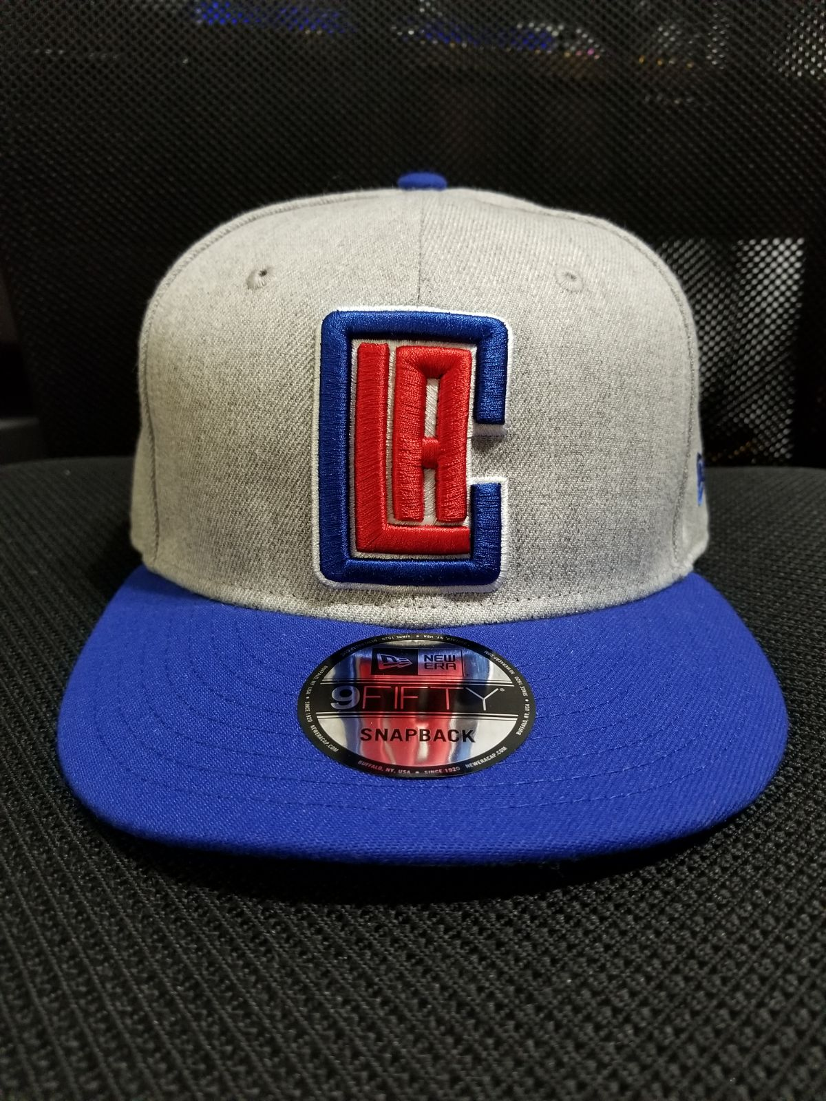 Los Angeles Clippers Snapback Hat