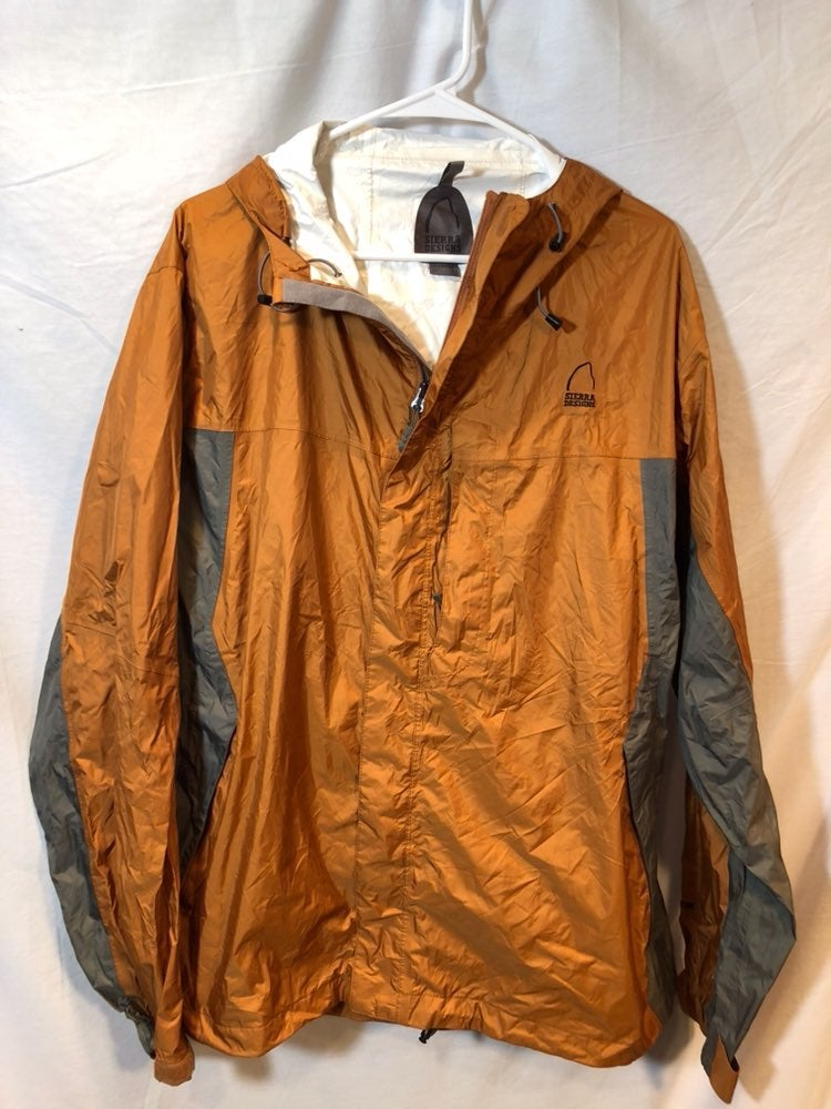 Sierra Designs Rainjacket Men's Size XL
