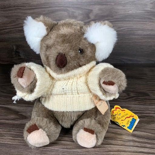 Koala Plush From Prestige 1986