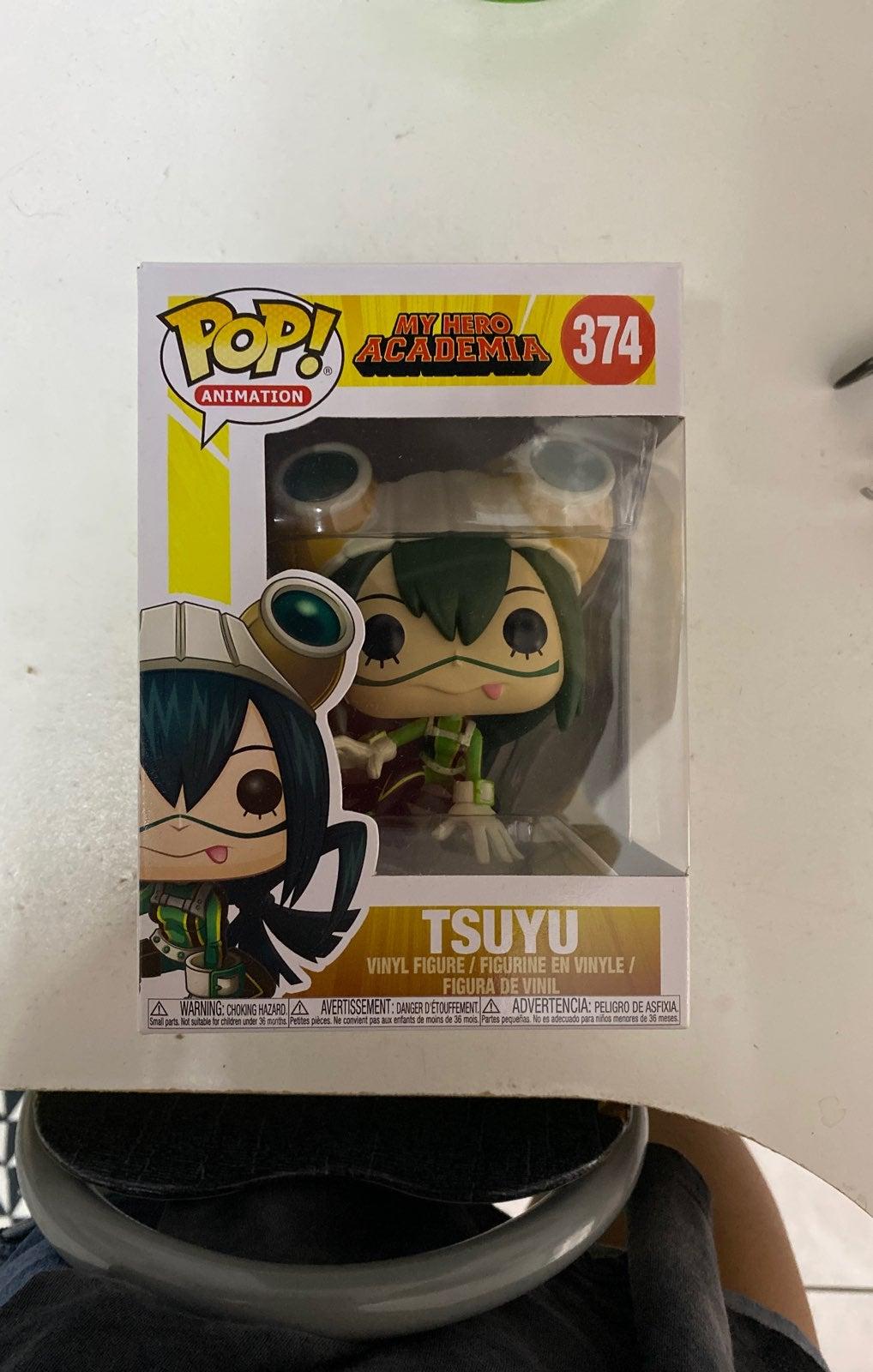 Funko Pop tsuyu