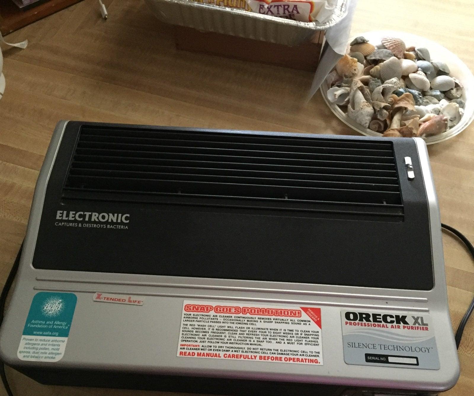 Orek XL Professional air purifier