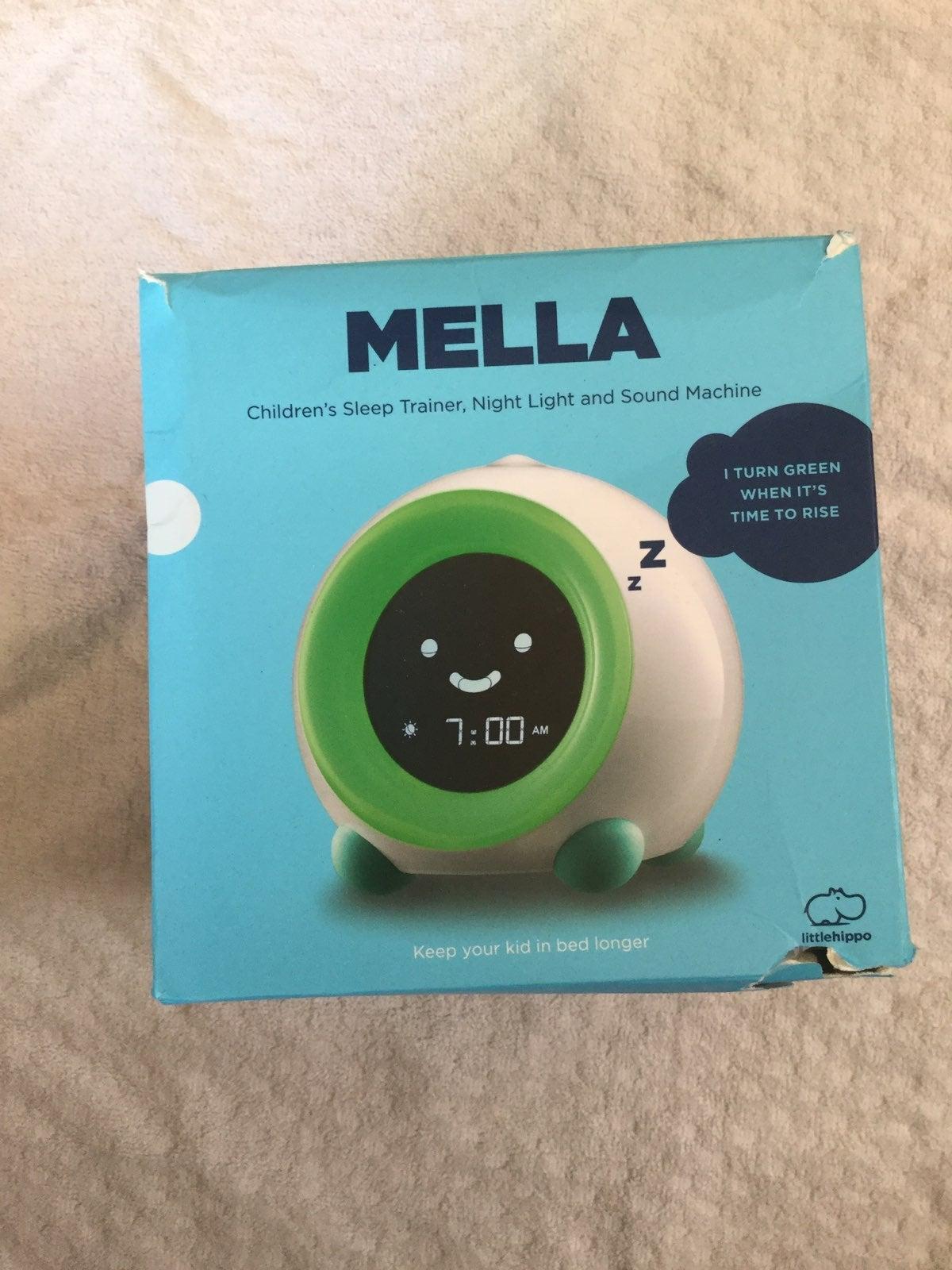 MELLA Alarm Clock