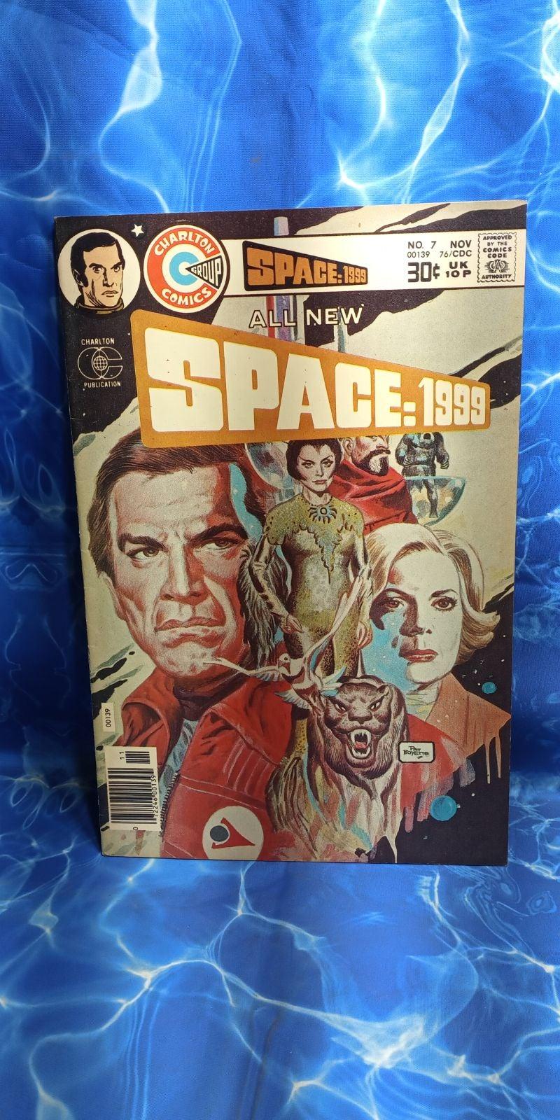 Space 1999 (1975) #7 Published Nov 1976