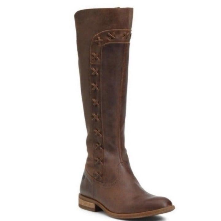 Born albi tall women brown boots