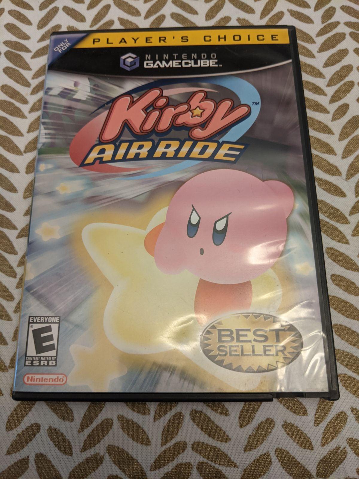 Kirby Air Ride GameCube