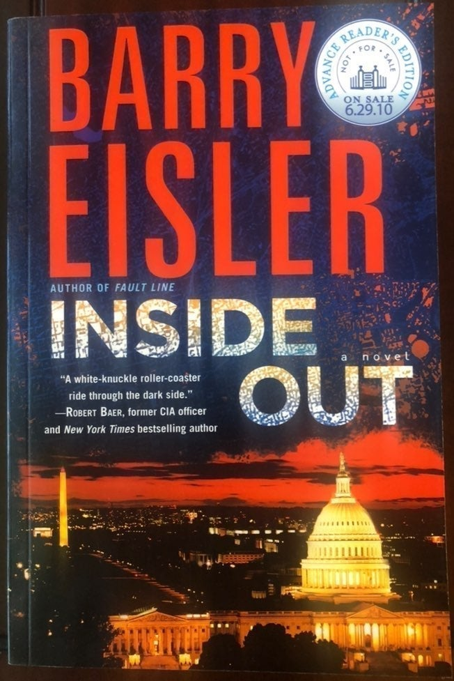 ADVANCE Edition: Inside Out, Barry Eisle