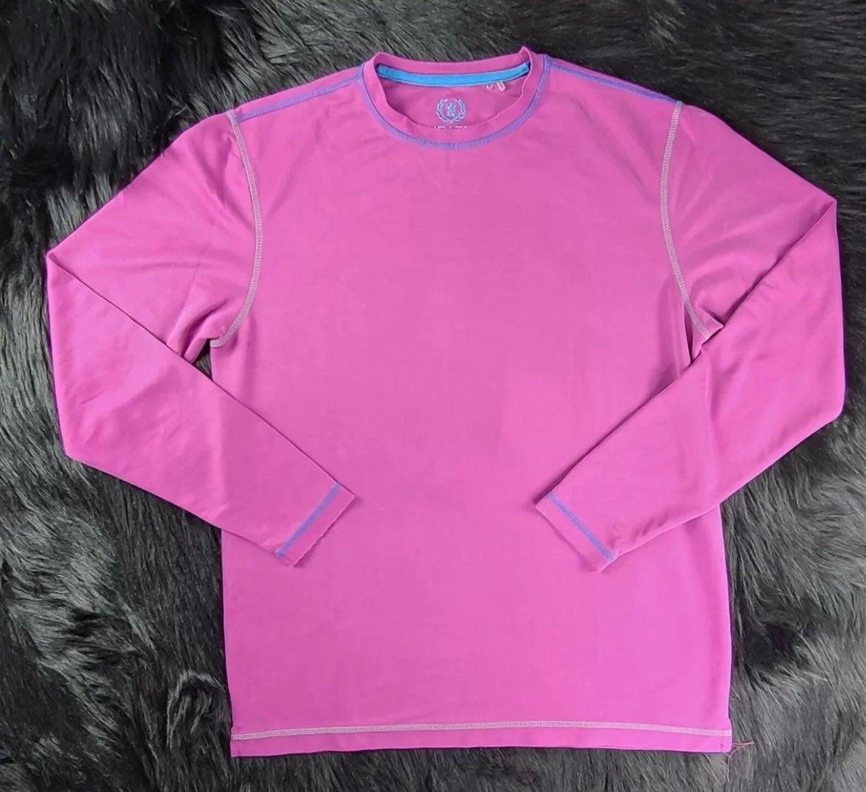 Bugatchi Uomo Active Long Sleeve Shirt