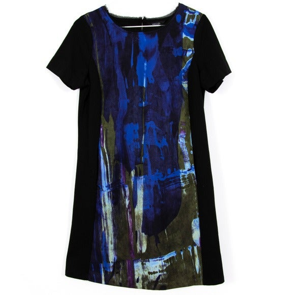 Simply Vera Water Color Dress Size PM #0