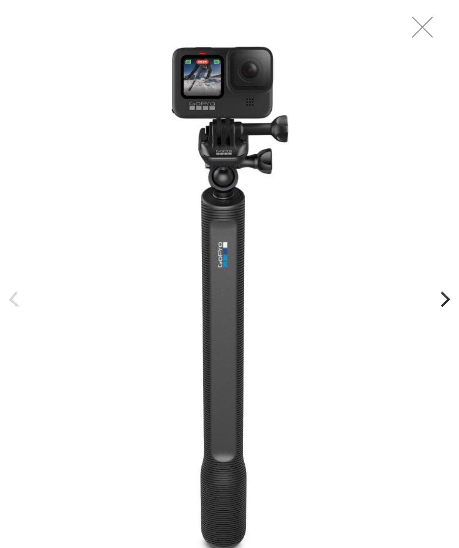 GoPro extendable pole