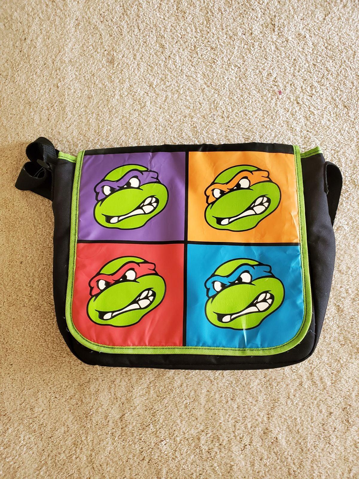 Ninja Turtles Messenger Bag TMNT