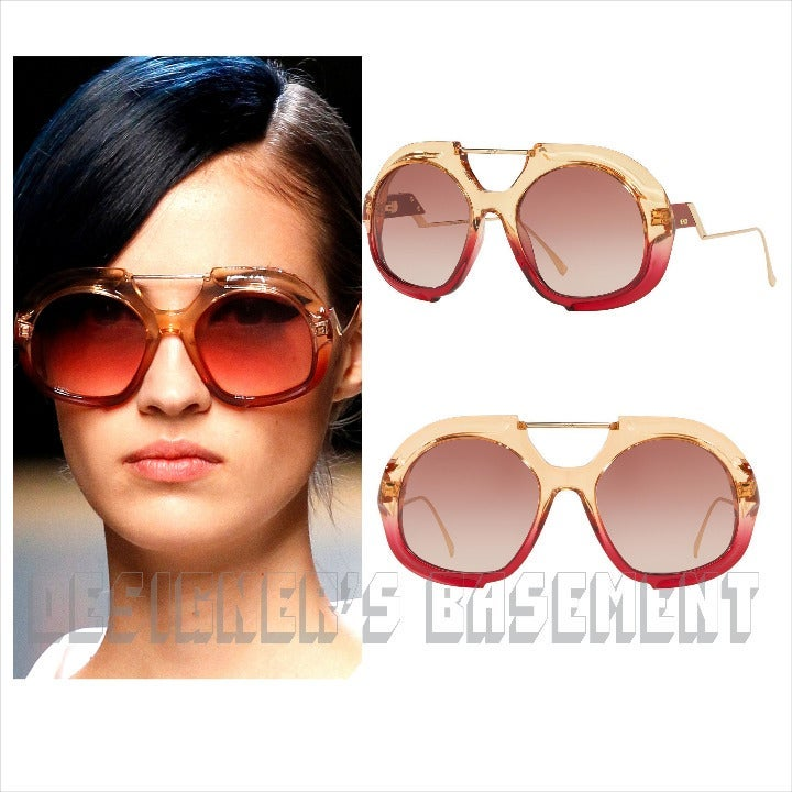 FENDI Tropical Shine FF0316S sunglasses