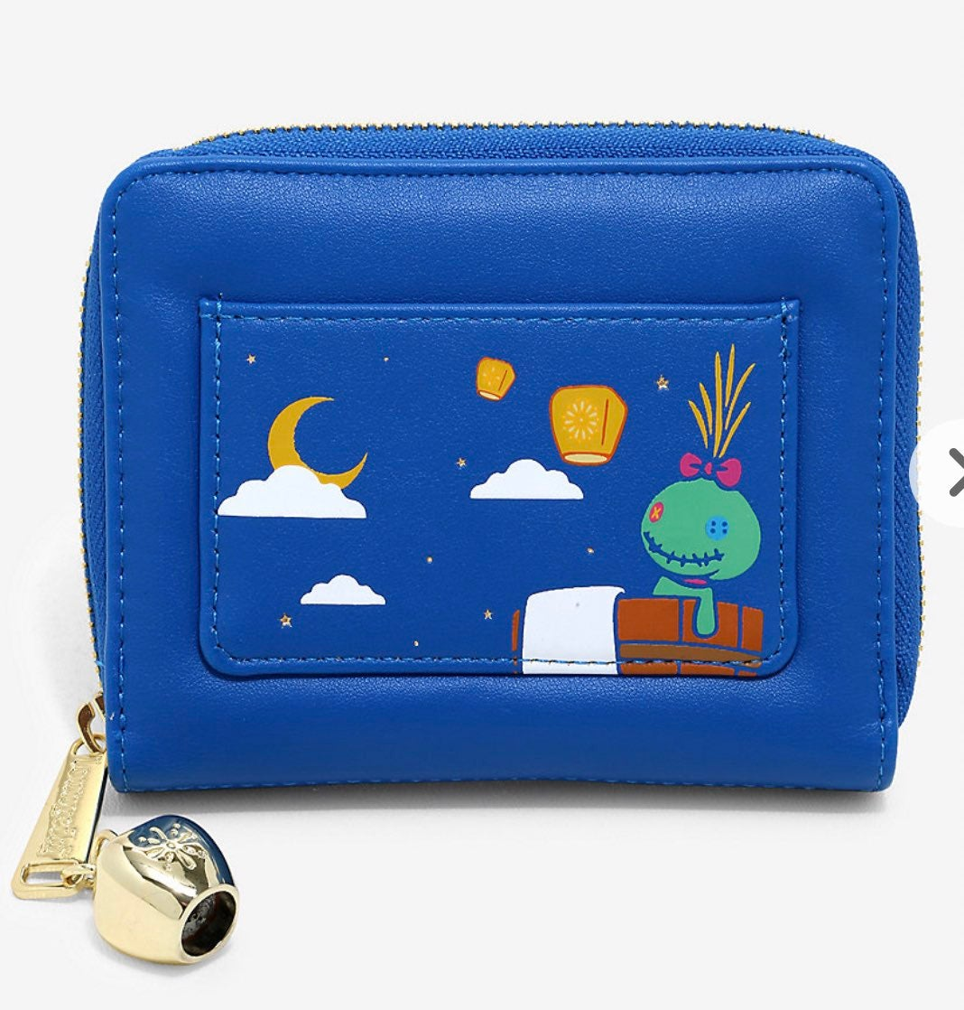 Loungefly Lilo and Stitch Lantern Wallet