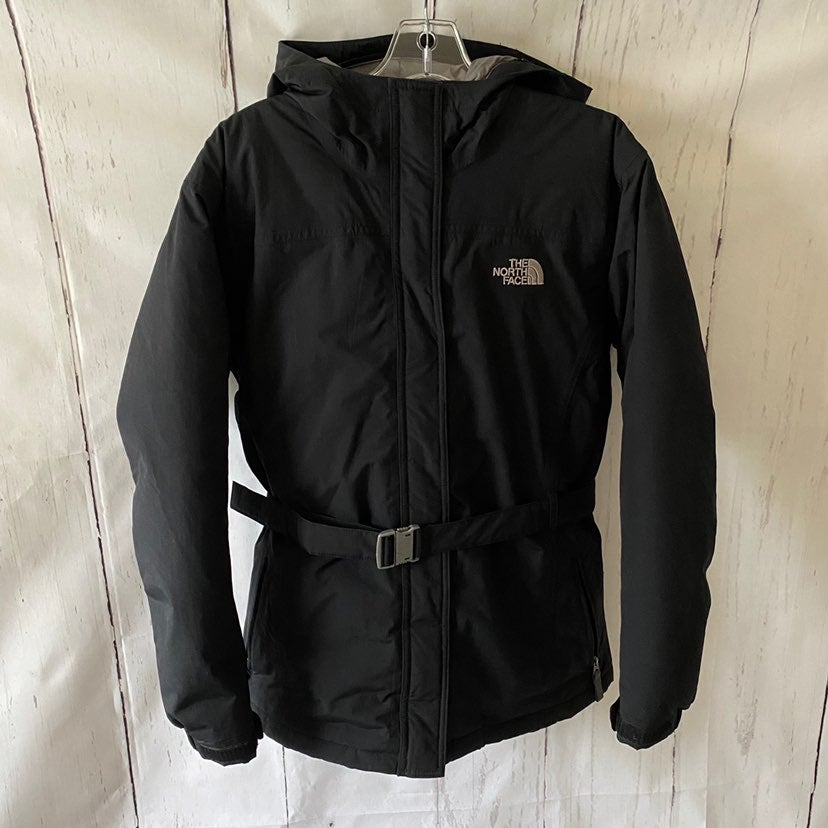 The North Face Puffer Jacket Black Sz XL