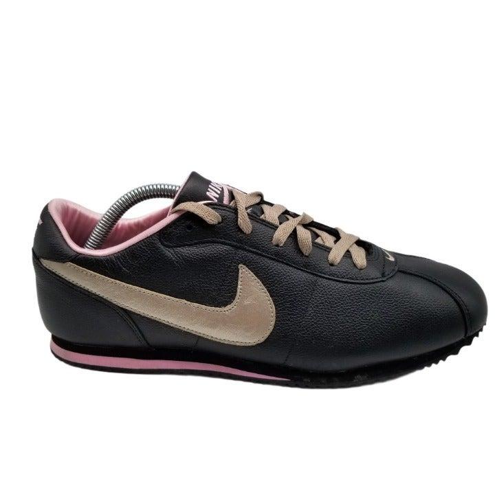 Nike Cortez Womens Black Shoes Size 11