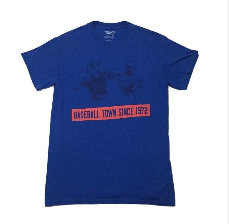 Blue Red Texas Rangers Comedy Humor Tee