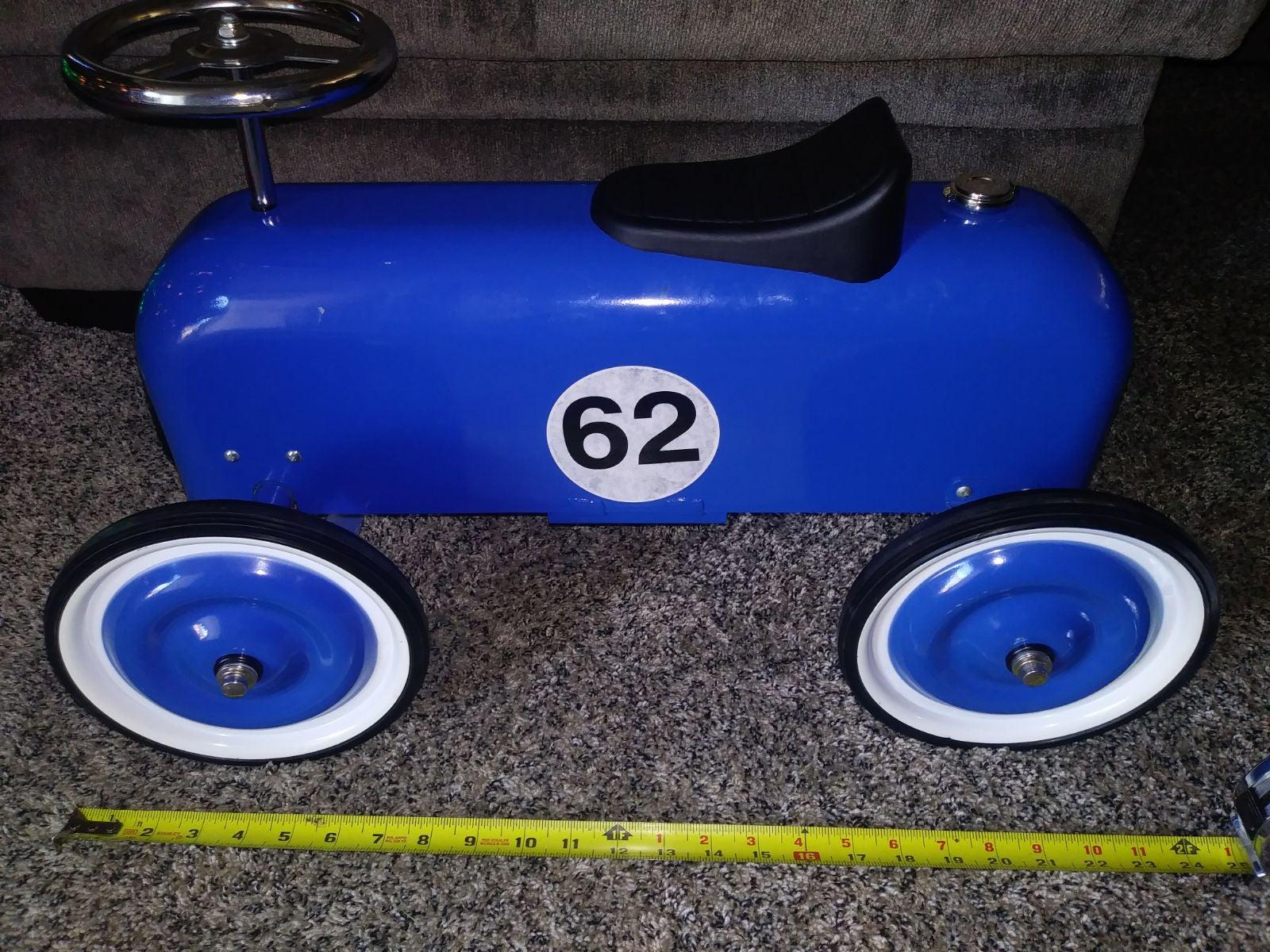 Schylling Speedster Ride On Race Car