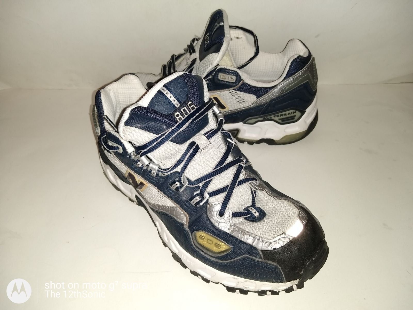 New Balance 806 All Terrain Shoes 7.5