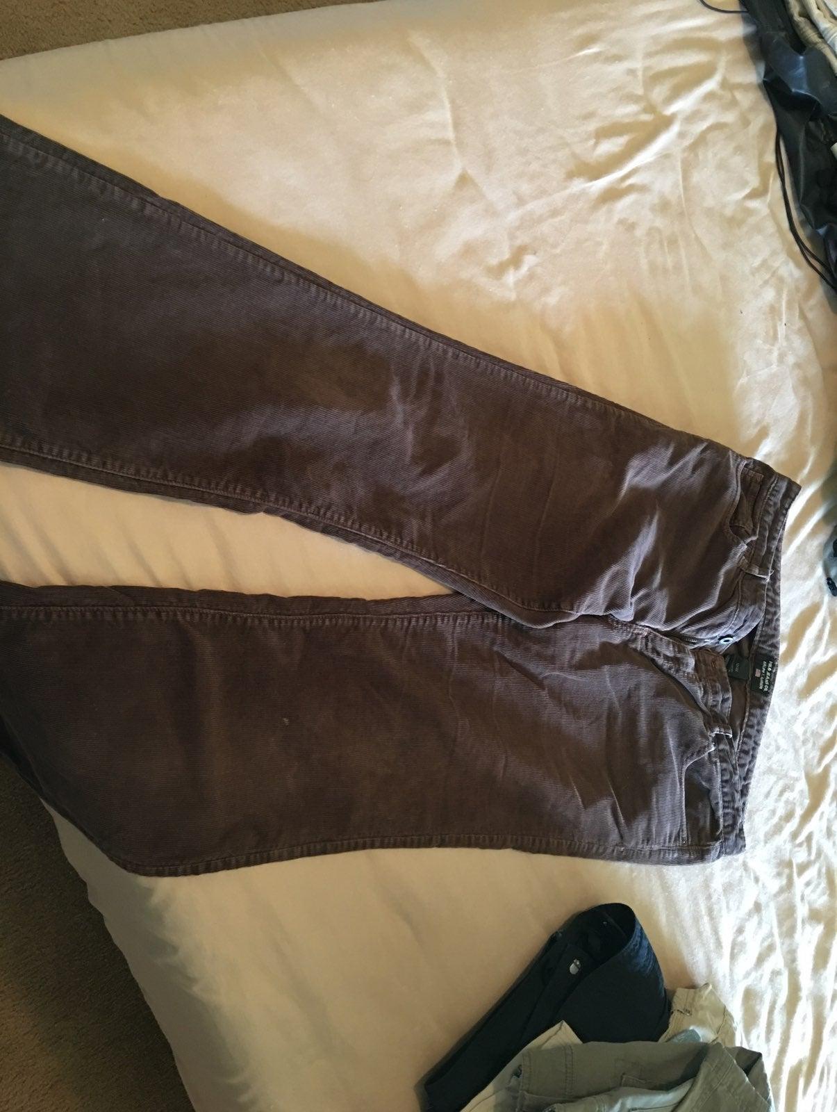 Ralph Lauren Polo corduroy pants