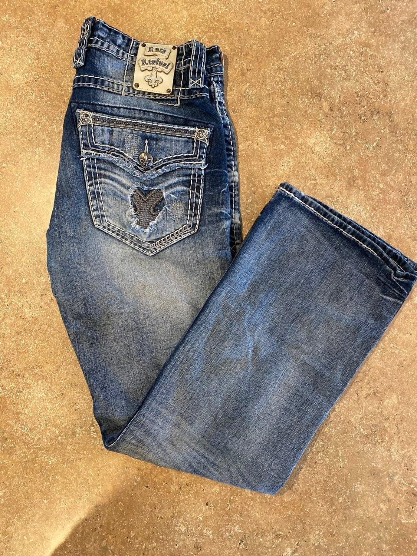 Rock Revival jeans mens