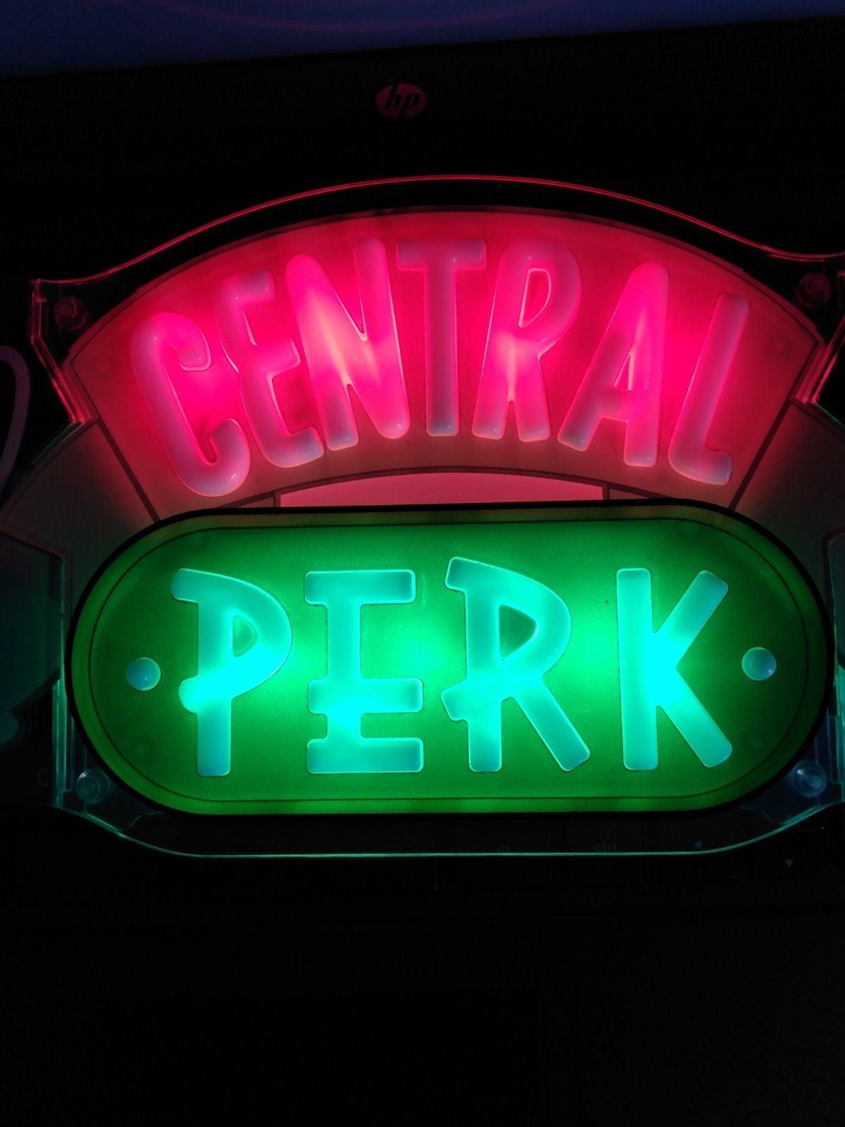 Friends Central Perk LED Neon Light Sign