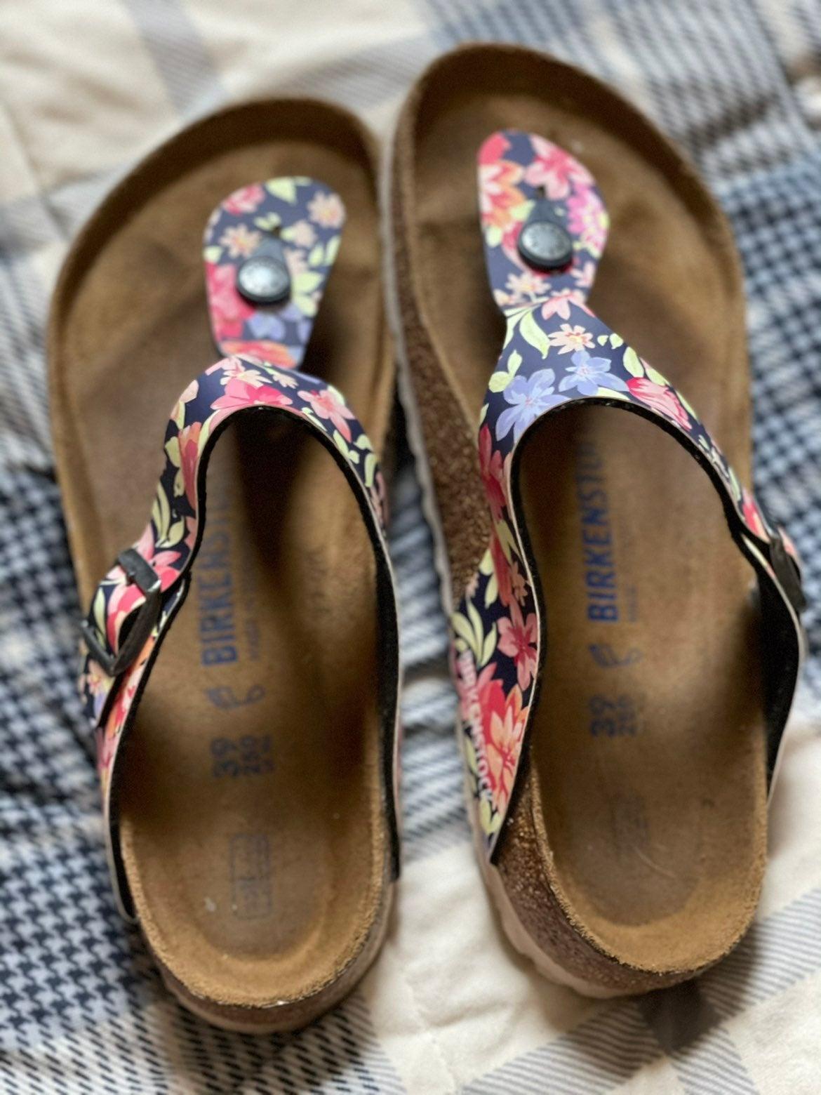 Birkenstock 39 sandals