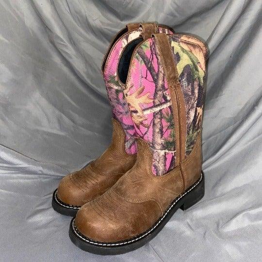Santa Fe Boot Co Women's Size 7
