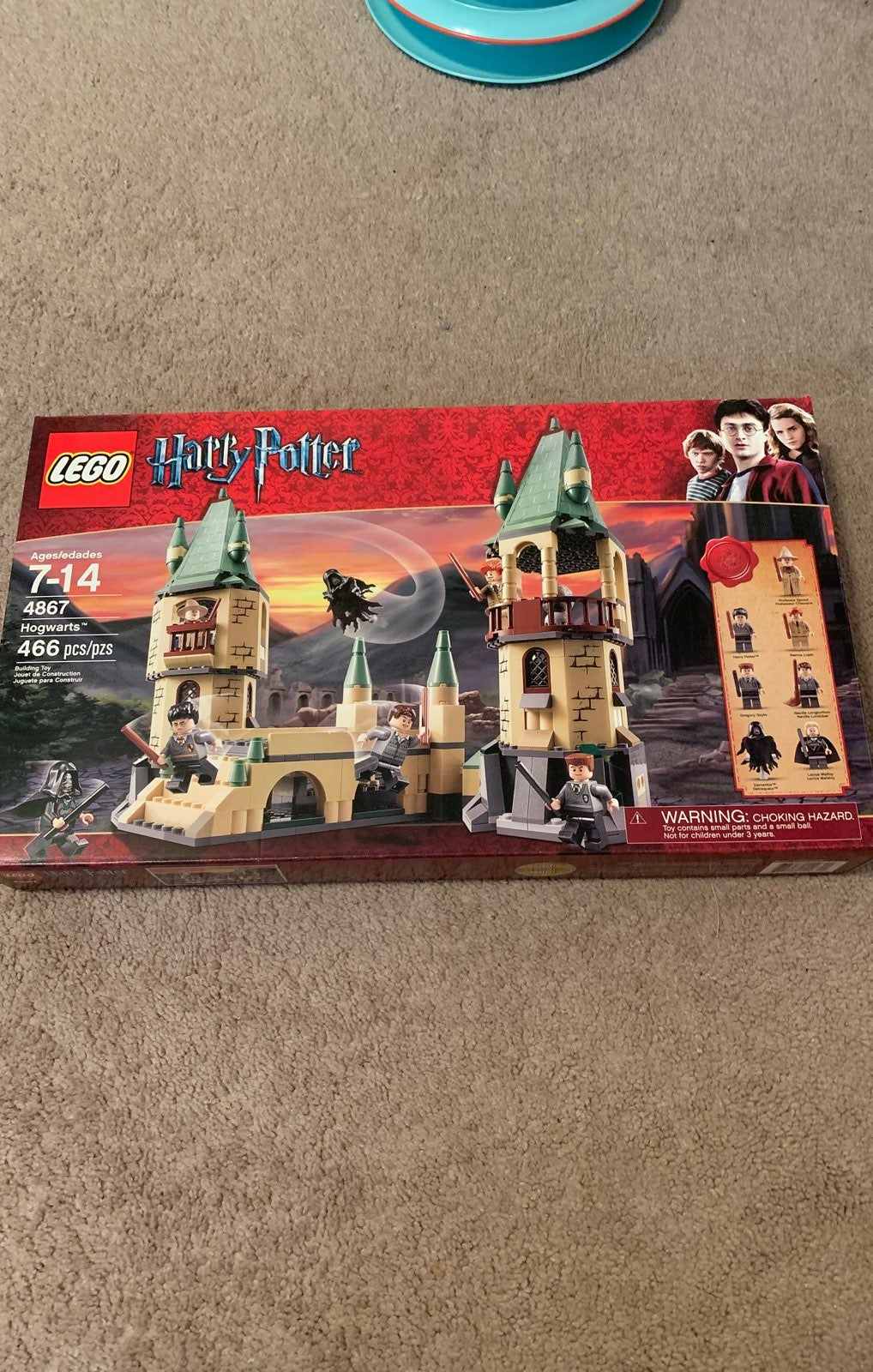 LEGO Harry Potter Hogwarts and Quidditch