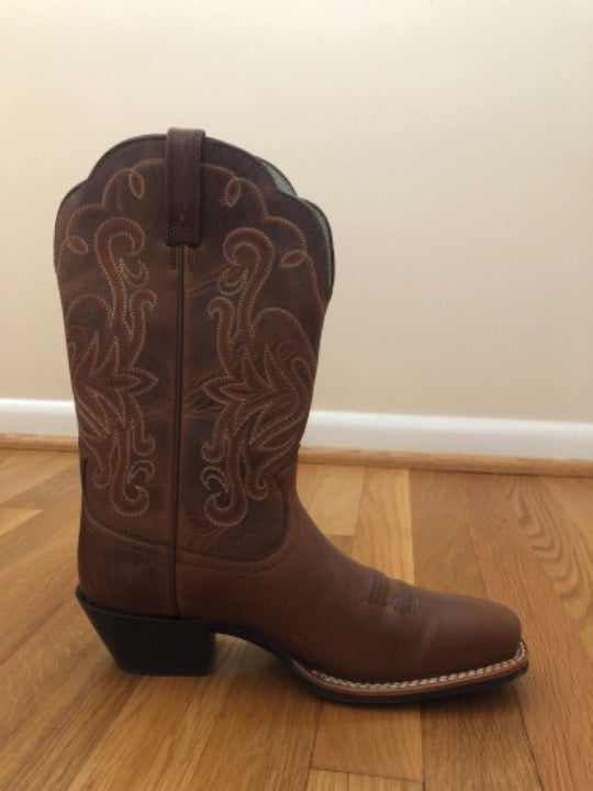 Ariat W Heritage R Toe Western Boots