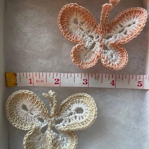 Chrochet Butterflies