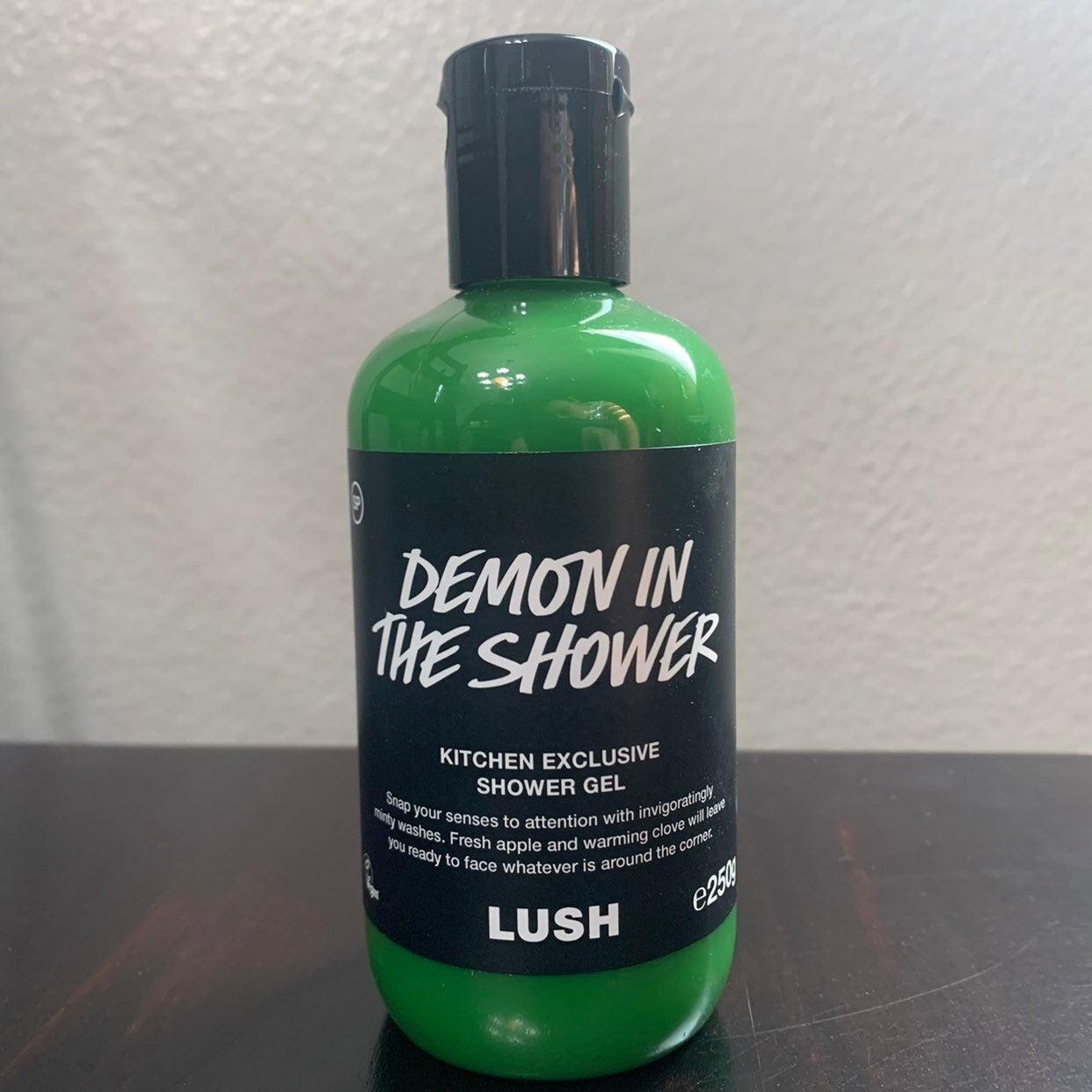 Lush Demon InThe Shower/Boo melts bundle