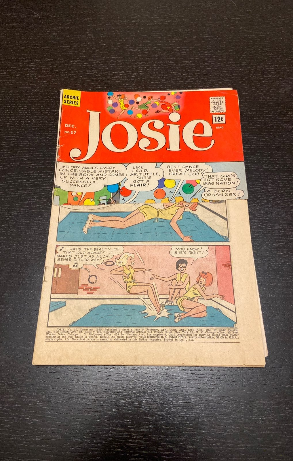 Josie #17 Low Grade