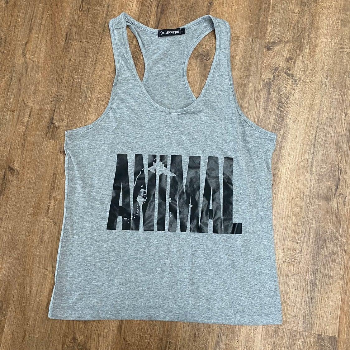 Animal Workout Tee