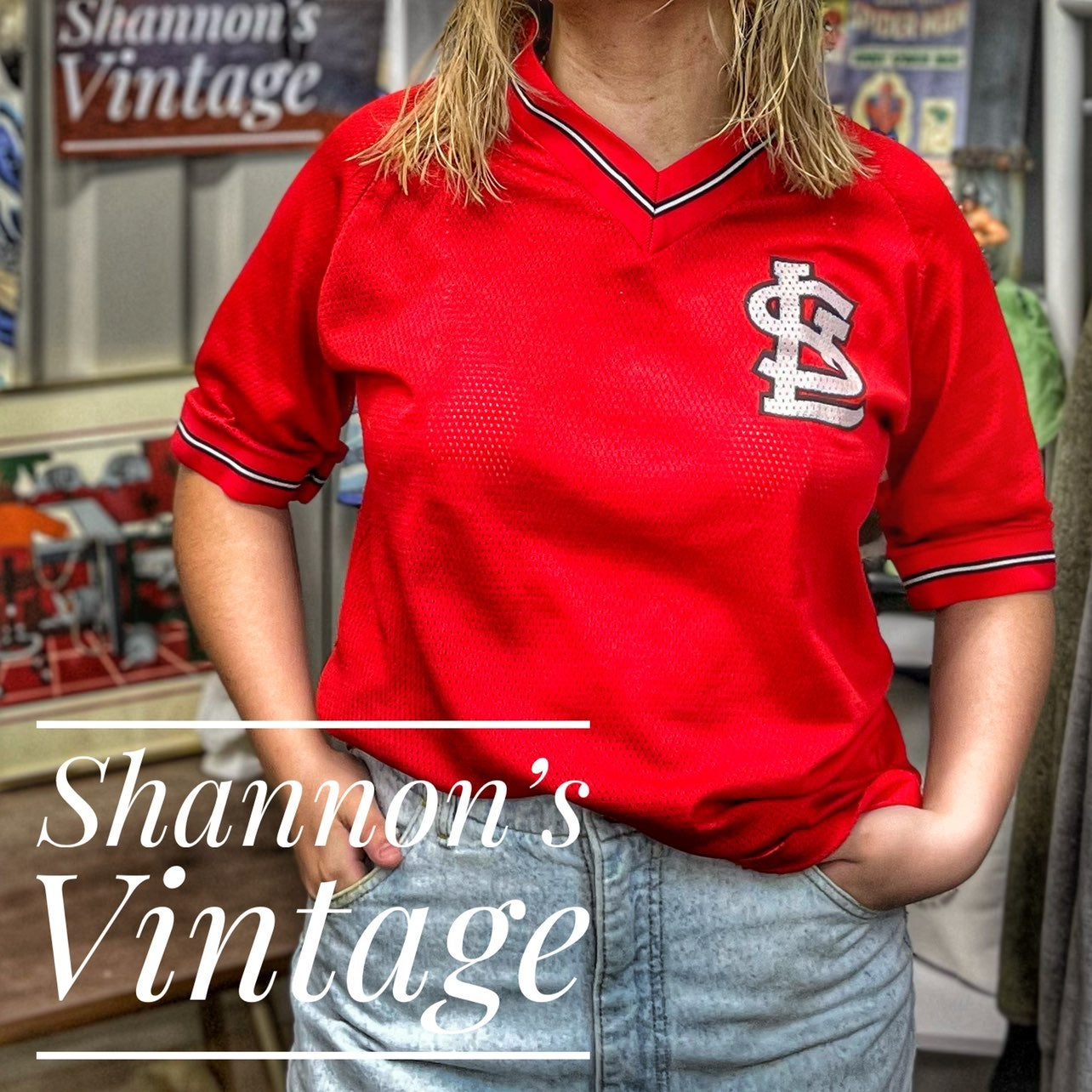 St Louis Cardinals vintage made in USA