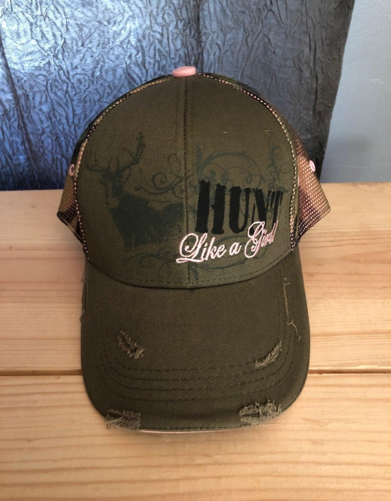 Buck wear Camo Hat