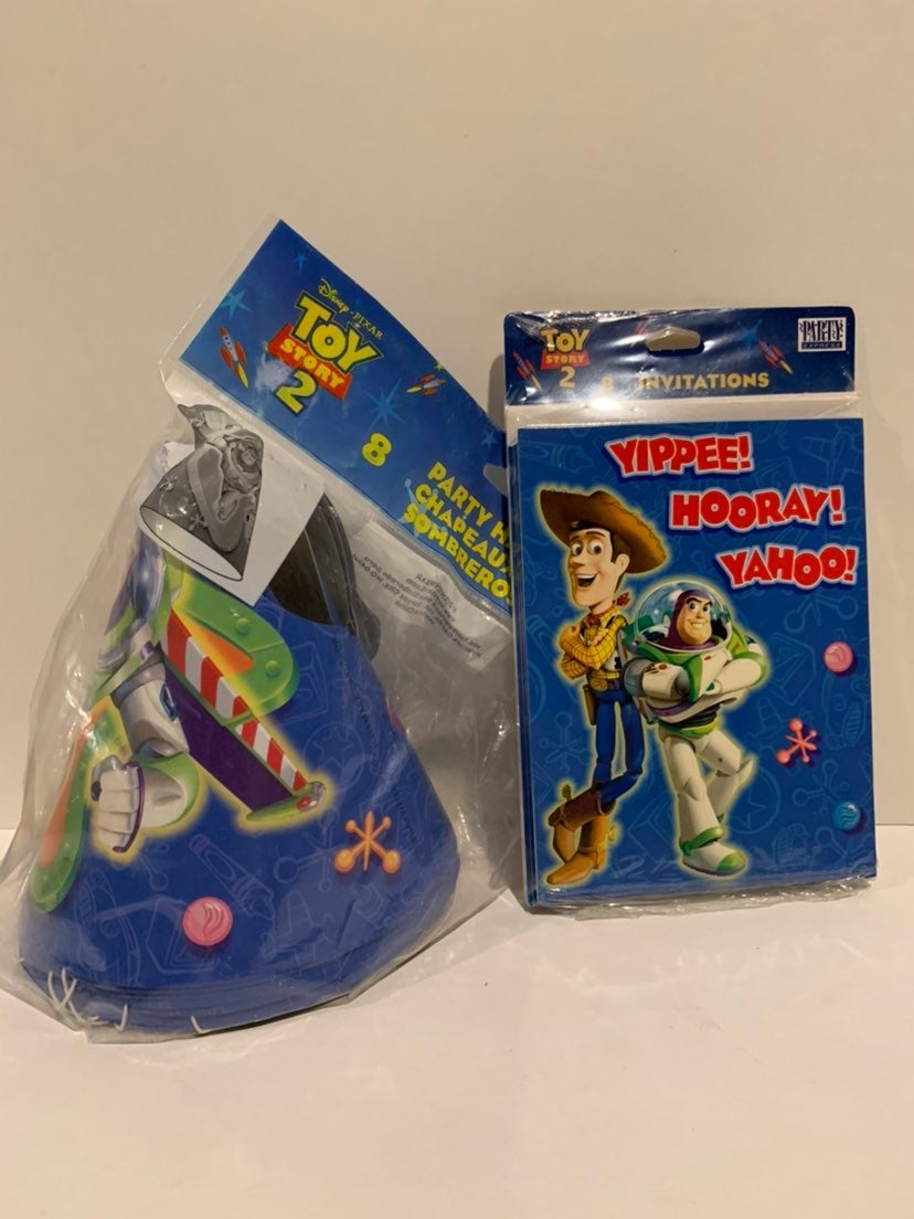 Toy Story Party Supplies - Sealed