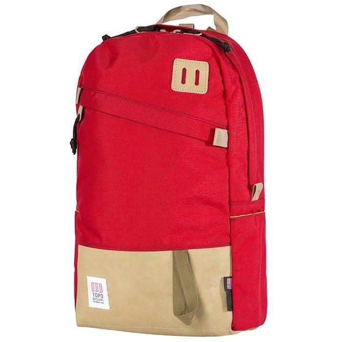 Topo daypack-red