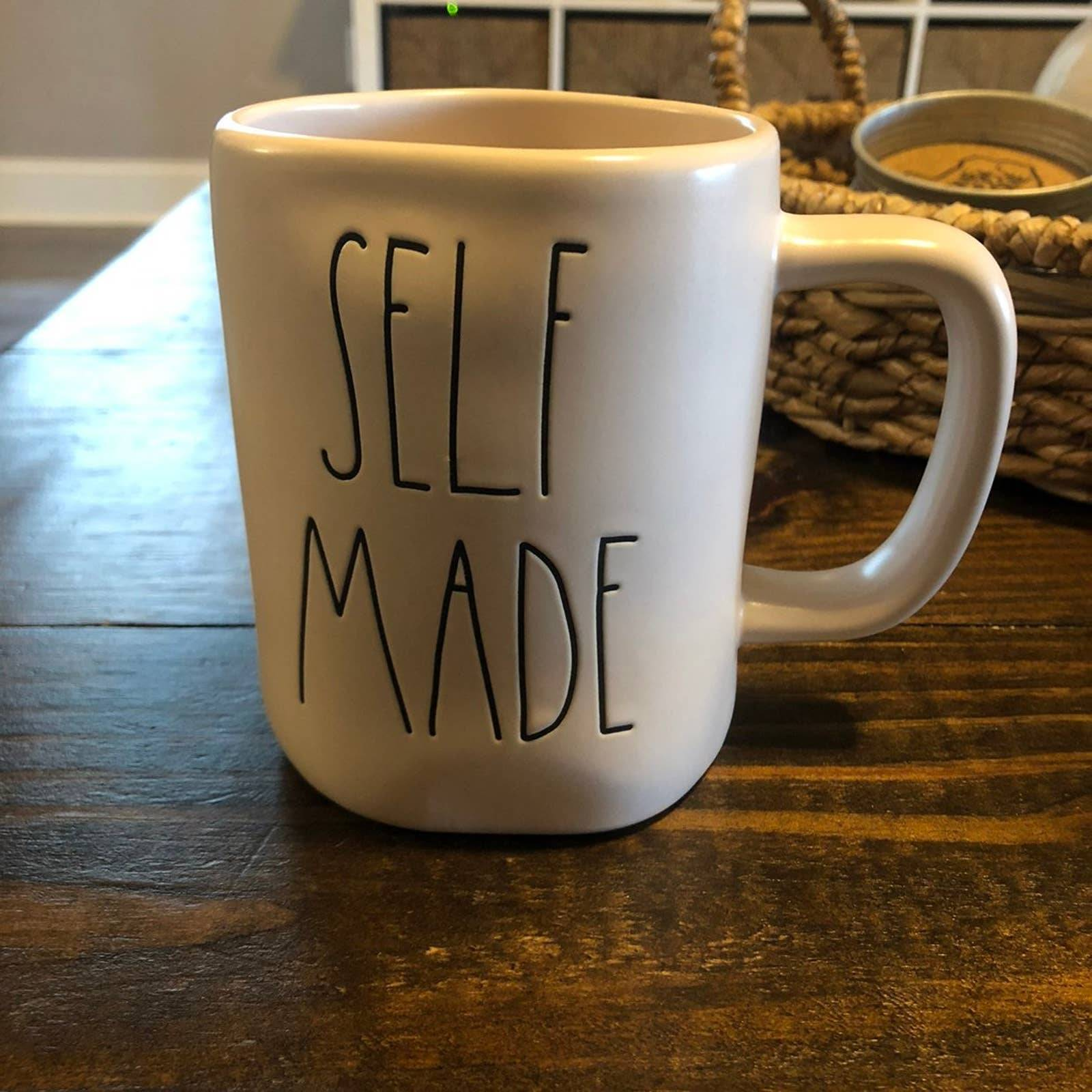 Rae Dunn Self Made Mug