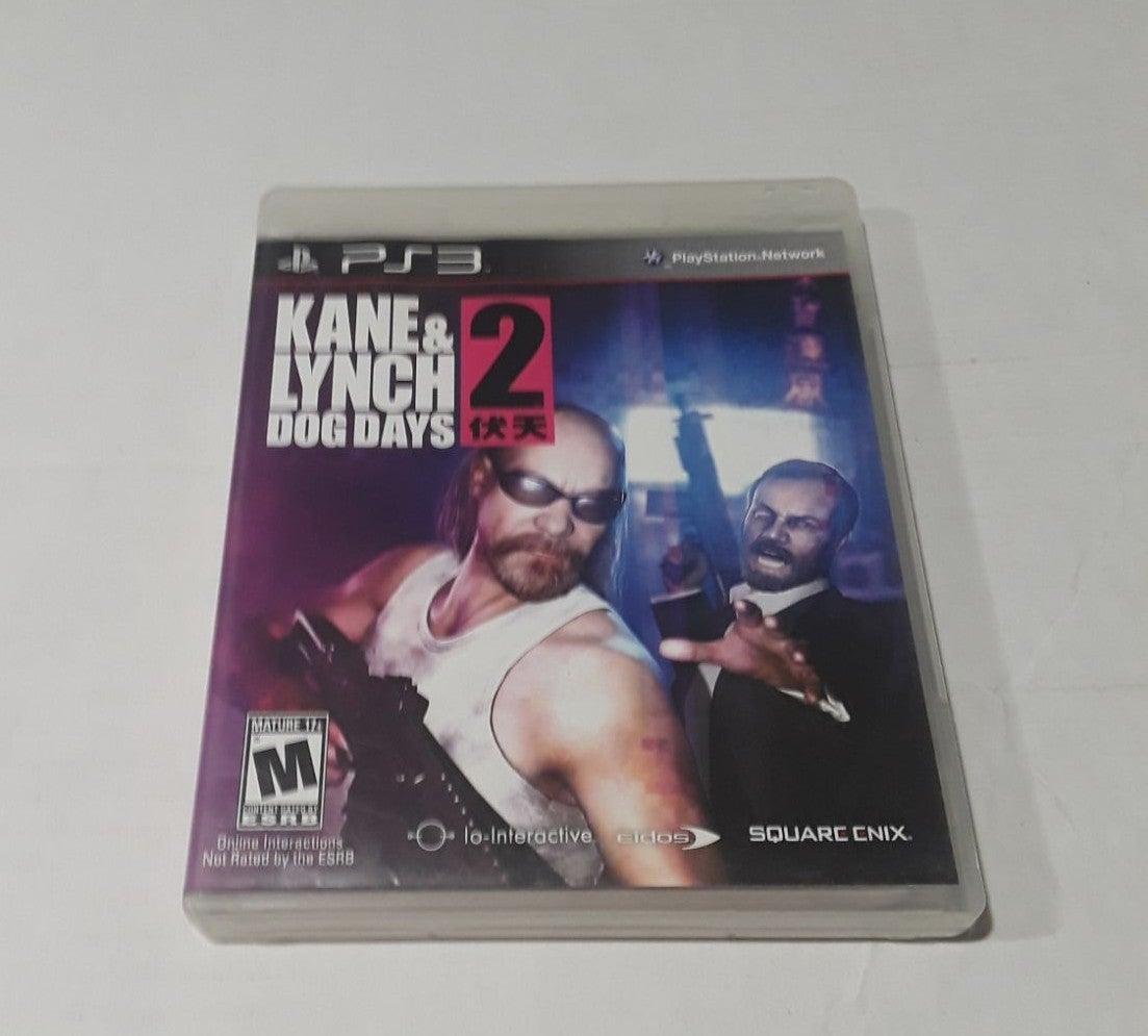 Kane & Lynch 2 Dog Days Playstation 3