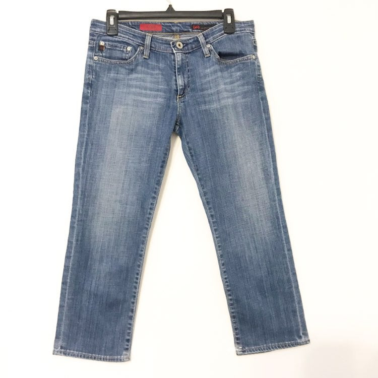 "AG ""The Capri"" Denim Capri Jeans size 29"