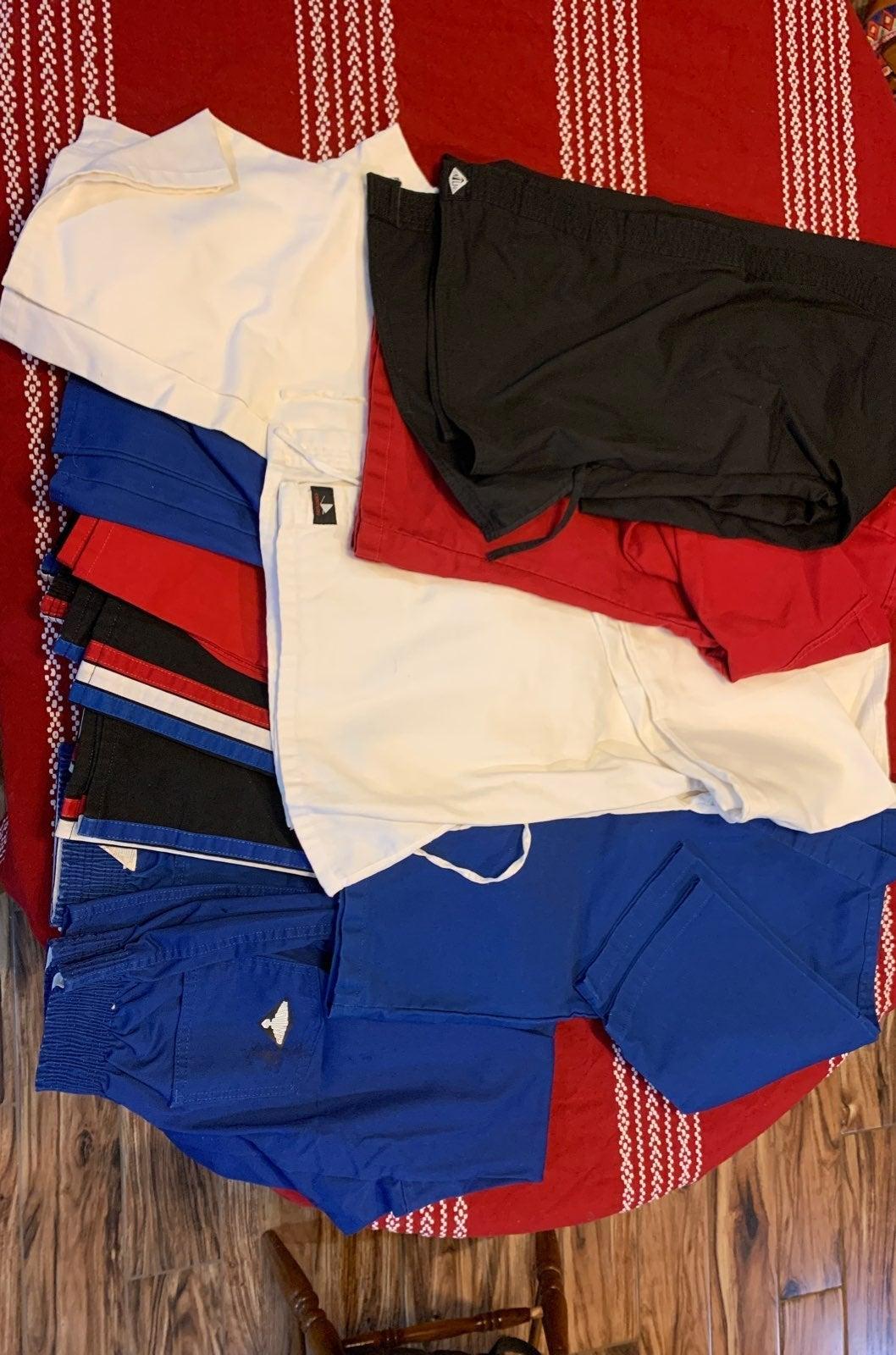 Karate Uniforms Bundles