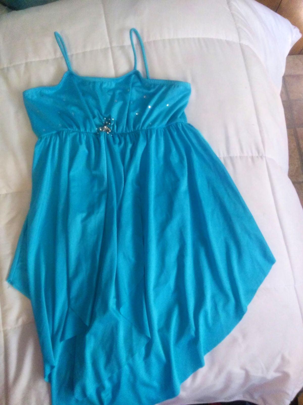 Girl's dance dress