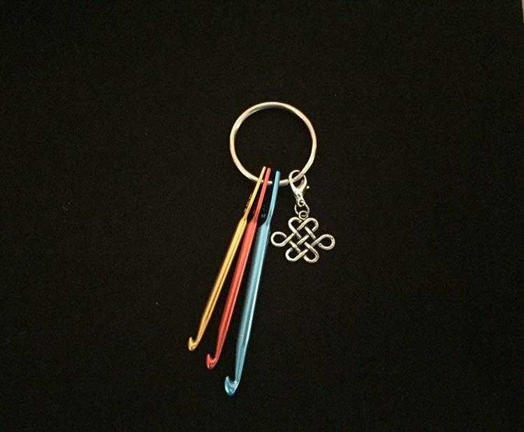 Knit Fix Hooks,Celtic Weave Marker