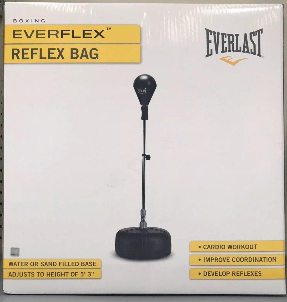 Everlast Freestanding Reflex Punching Ba