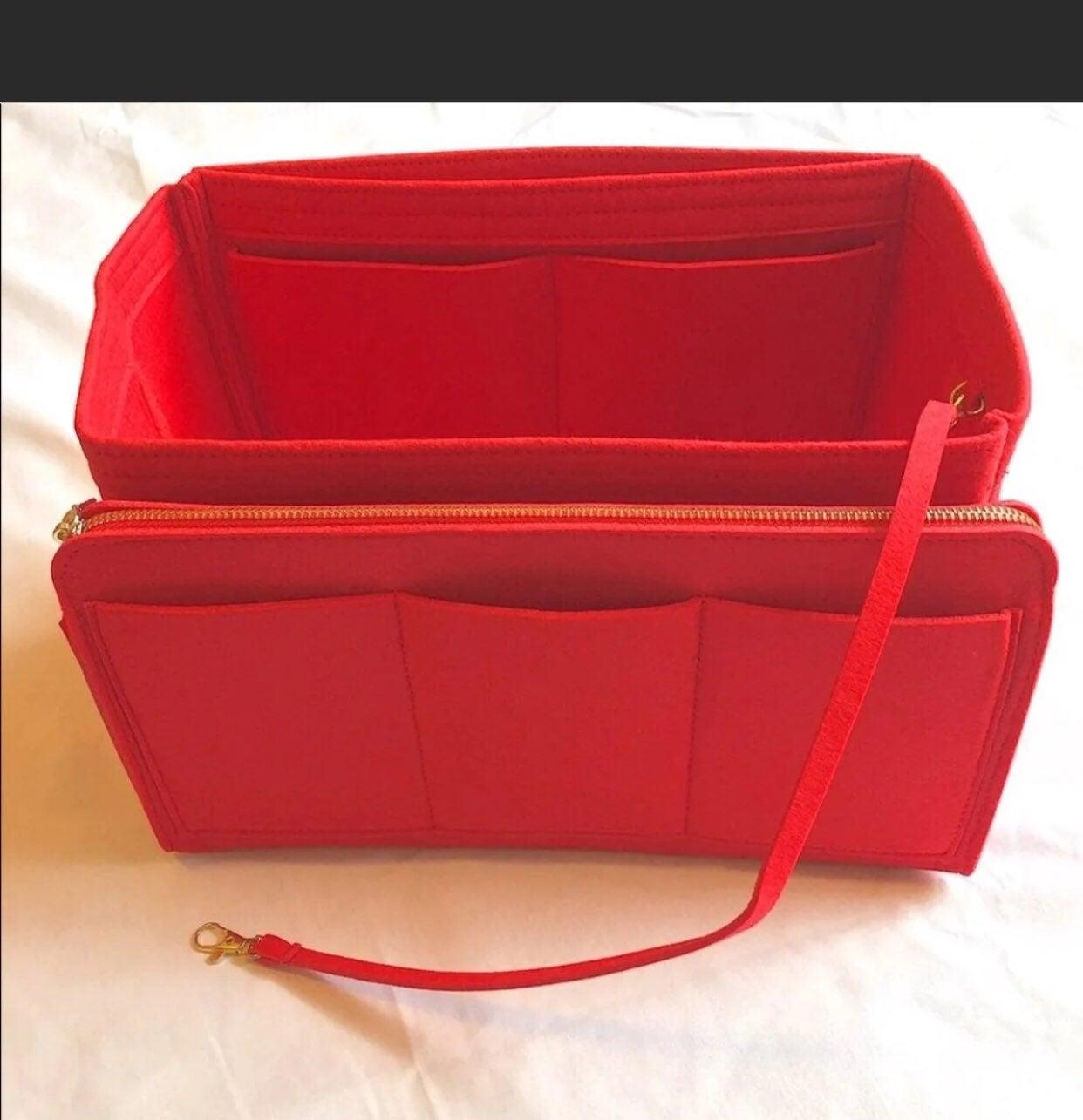 Purse/tote felt bag organizer MM/35
