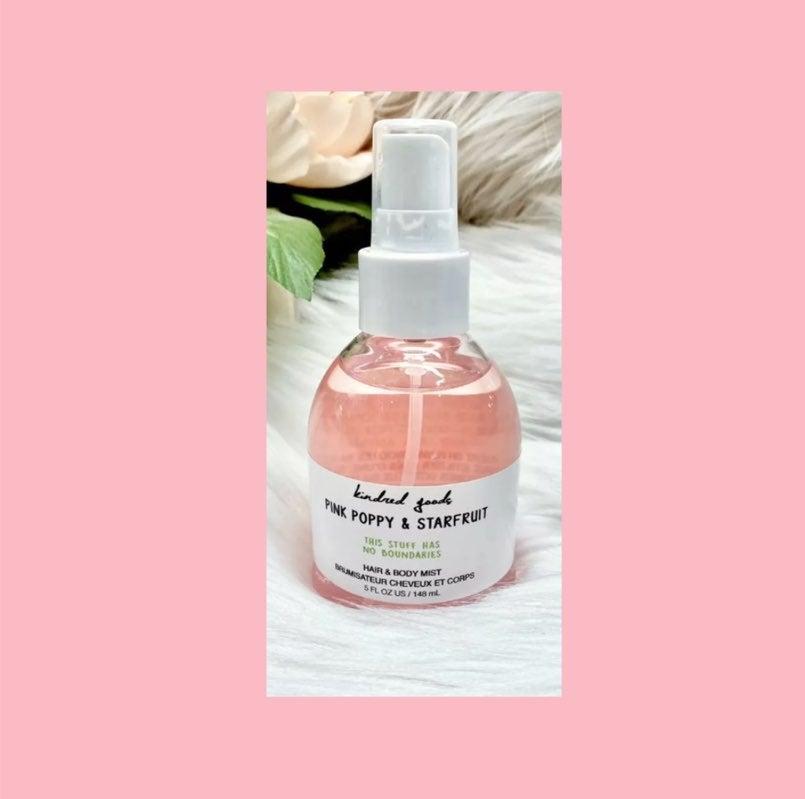 Kindred Goods Pink Poppy & Starfruit